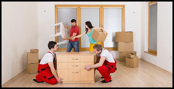 déménagement acompagné